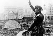 דיקטטור-מפלגה פשיסטית