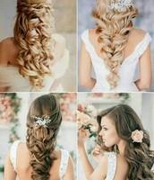 Cute wavy styles