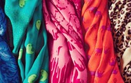 NEW Bold Print Scarves!