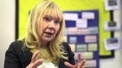 Debbie Morgan, Primary Director of NCETM (National Centre for Excellence in the Teaching of Mathematics)