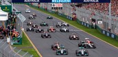 About the f1 austarlian grand prix