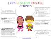 Be a Super Digital Citizen
