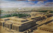 Mesopotamia is the world's first major city.