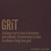 How will you build your GRIT!