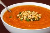 Spice African Peanut Soup