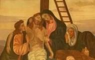 13.Pan Jezus zkrzyża zdjęty.