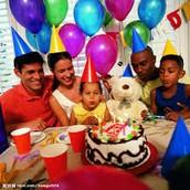 承翰的生日派對