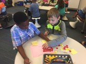 Learning about the Distributive Property