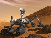 Curiosity (Mars Rover)