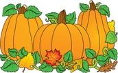 Mark Your Calendar-October