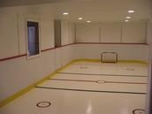 1 heure de hockey