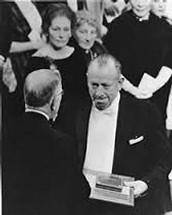 Nobel Prize Win (1962)