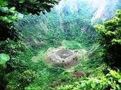 """El parque nacional """"El Boqueron"""""""