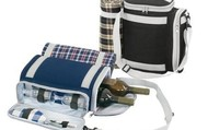 Picnic wine cooler set