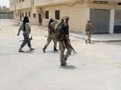 """""""סכנה לביטחון הלאומי"""": צרפת תקפה לראשונה את דאעש בסוריה"""