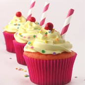 ALL REGULAR SIZE CUPCAKES 50% OFF!
