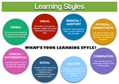 My Types' Learning Styles