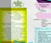 Activity 1: Recipe
