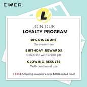 Let's talk perks & discounts!