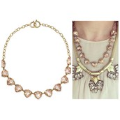 Somervell Necklace - Peach
