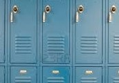 Do's & don'ts of lockers