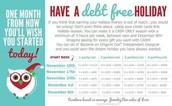 Debt Free??