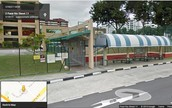 7. Blk 182 Bus stop Whitesand Primary School Main Gate PR Street 11