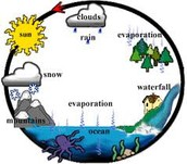 the water cycles number picture