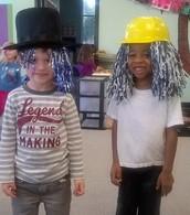 Crazy Hat Dress Up