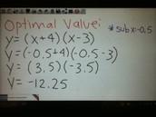 Optimal Value