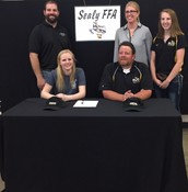 Danyale Jaloway Signs with HCC