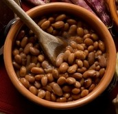 Beans (cooked)