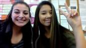 Danielle and Kara!!