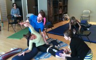 AO Adaptive Yoga Program at Imagine!