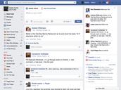 Je tijdlijn op facebook