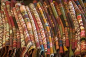 Textiles in the early ages