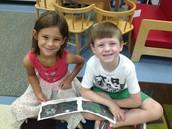 Kindergarten is awesome!