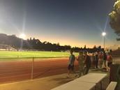 Sunset @ Ellison Field