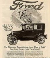 Automobile Ad