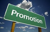 Anyone can Promote!