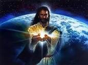 GOD light up