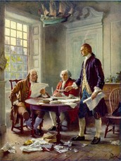 The Declaration of Independence {July 4, 1776}