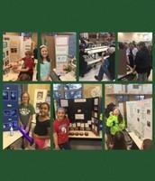 ¡Felicitaciones a nuestros alumnos de 5° en la Feria de las Ciencias!