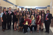One Act Play-Area Champs off to Regionals