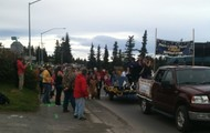 The Homecoming Parade was Fun for All.