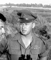 רבין כמפקד פיקוד הצפון, 1957