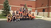 Cross Country team is ready to defend their NBC Championship