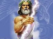 influence of greek gods