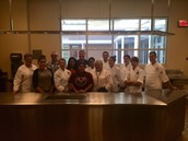 Students and Chefs