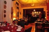 El Restaurante Tandory